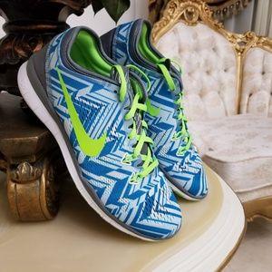 Nike Free 5.0 TR Fit 5 Print Training Shoes